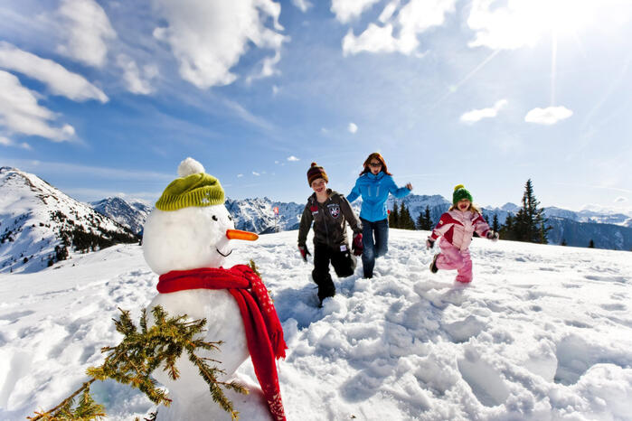 Winter vacation, ski holidays at the Hotel Planaihof